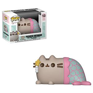 Pop! Animation Pusheen Vinyl Figure Pusheen Mermaid #13
