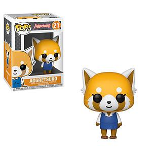 Pop! Animation Aggretsuko Vinyl Figure Aggretsuko #21