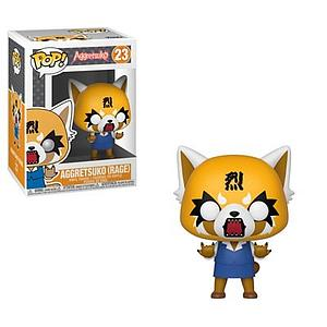 Pop! Animation Aggretsuko Vinyl Figure Aggretsuko (Rage) #23