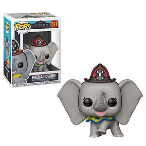 Pop! Disney Vinyl Figure Fireman Dumbo #511