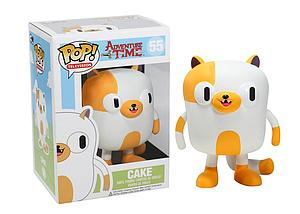 Pop! Television Adventure Time Vinyl Figure Cake #55 (Vaulted)