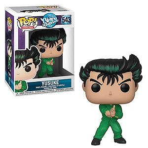 Pop! Animation Ghost Files Yu Hakusho Vinyl Figure Yusuke #543