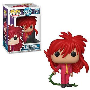 Pop! Animation Ghost Files Yu Hakusho Vinyl Figure Kurama #544