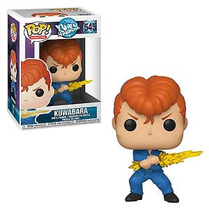 Pop! Animation Ghost Files Yu Hakusho Vinyl Figure Kuwabara #545