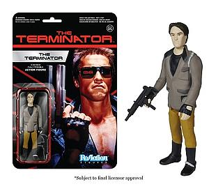 ReAction Figures Terminator Series The Terminator (Retired)