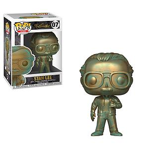 Pop! Icons Stan Lee Vinyl Figure Stan Lee (Patina) #07