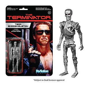 ReAction Figures Terminator Series Endoskeleton (Retired)