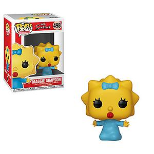 Pop! Television The Simpsons Vinyl Figure Maggie Simpson #498