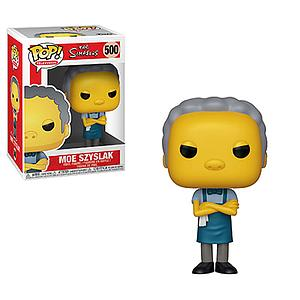 Pop! Television The Simpsons Vinyl Figure Moe #500