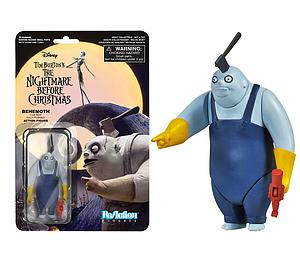 ReAction Figures Nightmare Before Christmas Series Behemoth (Vaulted)