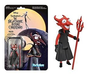 ReAction Figures Nightmare Before Christmas Series Devil (Retired)
