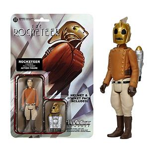 ReAction Figures Rocketeer Series Rocketeer