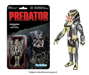 ReAction Figures Predator Series Open-Mouth Predator (Retired)
