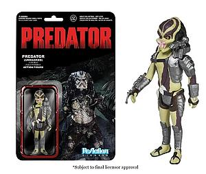 ReAction Figures Predator Series Closed-Mouth Predator