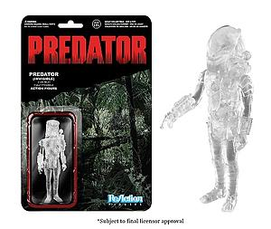ReAction Figures Predator Series Stealth Predator