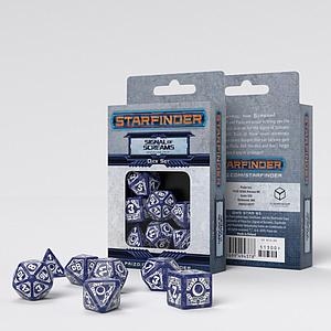 Starfinder Dice Set: Signal of Screams