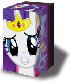 My Little Pony Friendship is Magic Trading Cards: Rarity Collector's Box