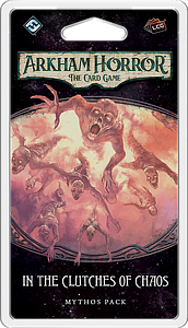 Arkham Horror: The Card Game - In The Clutches of Chaos: Mythos Pack