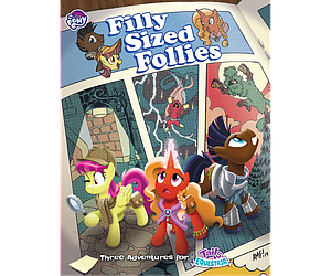 My Little Pony: Filly Sized Follies