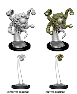 Dungeons & Dragons Nolzur's Marvelous Unpainted Miniatures: Spectator and Gazers