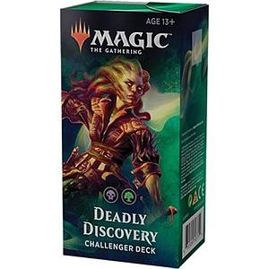 Magic the Gathering: 2019 Challenger Deck - Deadly Discovery