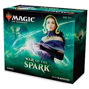 Magic the Gathering: War of the Spark - Bundle