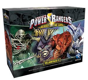 Power Rangers: Villain Pack #1