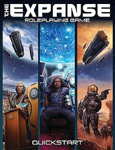 The Expanse Roleplaying Game Quickstart