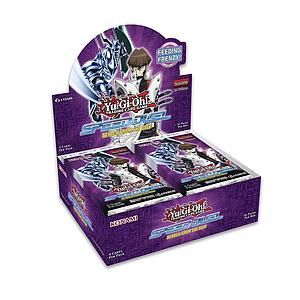 YuGiOh Trading Card Game Pack: Speed Duel - Attack from the Deep Booster Box