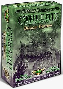 Cthulhu: The Great Old One - Deluxe Edition