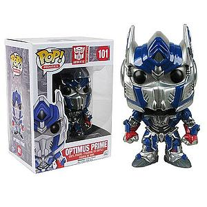Pop! Movies Transformers 4 Vinyl Figure Optimus Prime #101 (Vaulted)