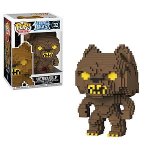 Pop! 8-Bit Altered Beast Vinyl Figure Werewolf #32