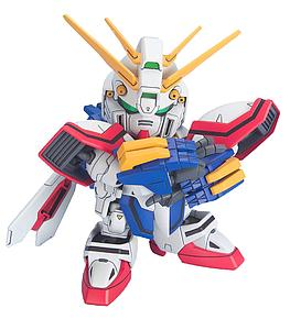 Gundam SD BB Model Kit: #242 GF13-01NJII G Gundam