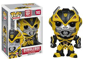 Pop! Movies Transformers Age of Extinction Vinyl Figure Bumblebee #102 (Vaulted)