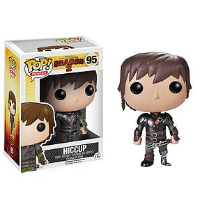 Pop! Movies How to Train Your Dragon 2 Vinyl Figure Hiccup #95 (Retired)