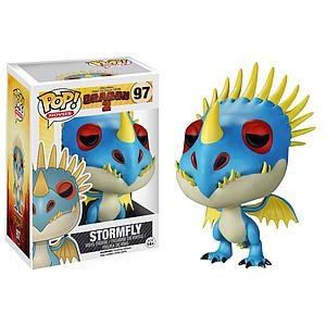 Pop! Movies How to Train Your Dragon 2 Vinyl Figure Stormfly #97 (Retired)