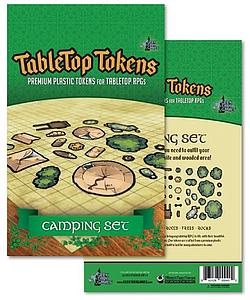 Tabletop Tokens - Camping Set