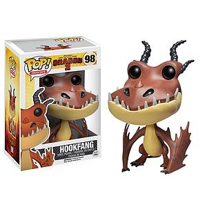 Pop! Movies How to Train Your Dragon 2 Vinyl Figure Hookfang #98 (Vaulted)