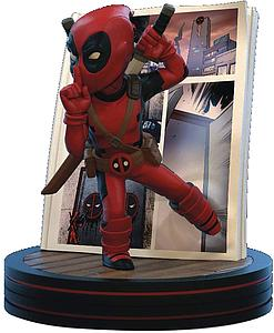 Marvel Q-Fig - Deadpool 4D