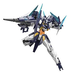 Gundam Master Grade Build Divers 1/100 Scale Model Kit: Gundam Age II Magnum Ace-IIMG