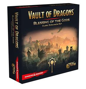 Vault of Dragons: Blessing of the Gods Cleric Expansion Set