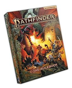 Pathfinder Roleplaying Game: Core Rulebook (2nd Edition)