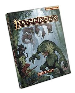 Pathfinder Roleplaying Game: Bestiary (2nd Edition)