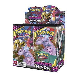 Pokemon Trading Card Game: Sun & Moon (SM11) Unified Minds Booster Box