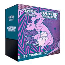Pokemon Trading Card Game: Sun & Moon (SM11) Unified Minds Elite Trainer Box