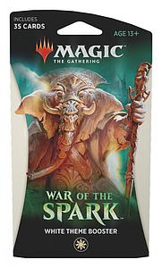 Magic the Gathering: War of the Spark -  White Theme Booster