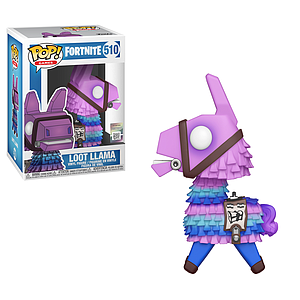Pop! Games Fortnite Vinyl Figure Loot Llama #510