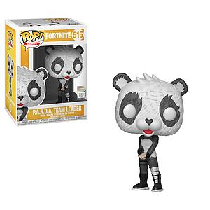 Pop! Games Fortnite Vinyl Figure Panda Team Leader #515