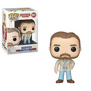 Pop! Television Stranger Things Vinyl Figure Hopper (Date Night) #801