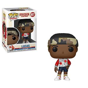 Pop! Television Stranger Things Vinyl Figure Lucas #807